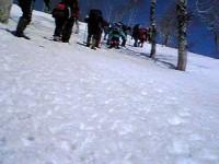 ピヤシリ登山